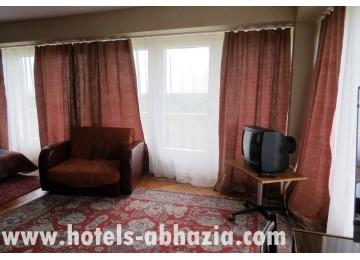 Дом отдыха «Питиус» 2-местный 2-комнатный люкс