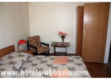 Дом отдыха «Питиус» 3-местный 2-комнатный стандартный