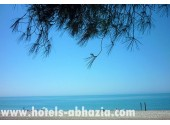 Отель «Санта-София»/«Santa-Sofiia», пляж, Черное море