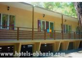 Отель «Санта-София»/«Santa-Sofiia», территория, внешний вид, пляж