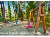 Пансионат «Сосновая роща» , детская площадка