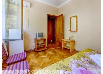 Стандарт 2-местный 1-комнатный  Корпус №1