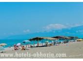 Пансионат «Сосновая роща» , пляж