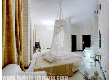 """Отель  «Атриум-Виктория» 2-местный студио """"Романтик"""""""