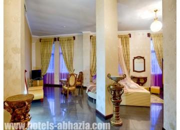 """Отель  «Атриум-Виктория» 2-местный студио """"Восточный"""""""
