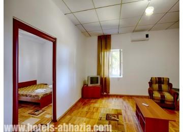 Люкс апартамент  2-местный 2-комнатный