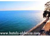 Пансионат «Эвкалиптовая роща», пляж