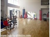 Спортивный комплекс «Жемчужина»,  спорт зал