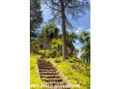 Парк-отель «Гора царя Баграта», территория