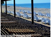 Пансионат «Кяласур», пляж