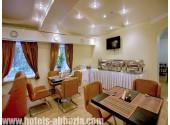 Отель «Олимп»,  столовая