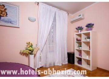 Люкс 2-местный 1-комнатный ( для молодожен)