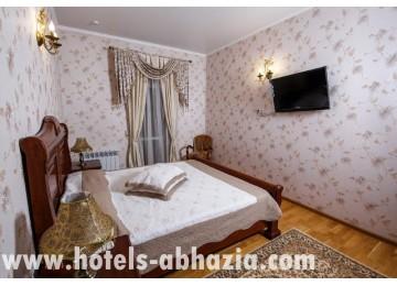 Люкс 2-местный 2-комнатный с джакузи
