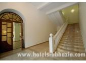 Гостиница «Рица,  холл, ресепшен