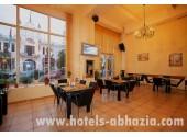 Гостиница «Рица», ресторан