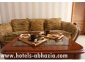 Гостиница «Рица», Улучшенный Люкс 2-х местный 2-х комнатный
