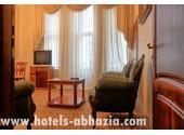 Гостиница «Рица»,  «Президентский» 2-местный 2-комнатный