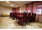 Отель «Самшит»,  столовая
