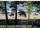 Отель «Самшит», территория, внешний вид