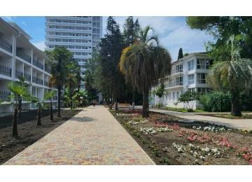 Стандарт 2-местный 1-комнатный 8 этаж