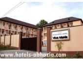Отель «Viva Maria»/«Вива  Мария» , территория, внешний вид