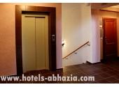 Отель  «Napra Hotel & Spa»  /  «Напра  СПА»,ресепшен , интерьер