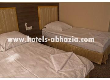 Стандарт 2-х местный 1-но комнатный номер без балкона | Отель  «Napra Hotel & Spa»  /  «Напра  СПА»