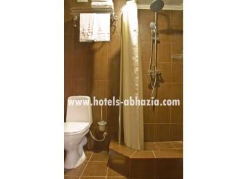 Стандарт 3-х местный  1-но комнатный номер с балконом/без балкона| Отель  «Napra Hotel & Spa»  /  «Напра  СПА»